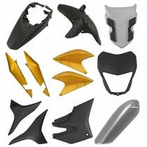 Kit Plásticos Carenagem Honda Xre300 2010 A 2012 Todas Cores