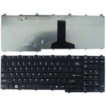 Teclado Toshiba Satellite A500 A505 L350 L500 L555 L775 X500
