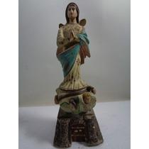 Santo - Santa De Madeira - Antigo Portuguesa