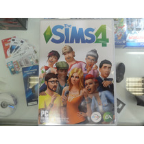 The Sims 4 Base Original Usado! Leia O Anuncio