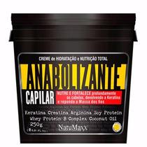 Anabolizante Capilar Tratamento Profundo Natumaxx 250grs