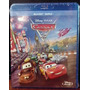 Carros 2 Disney Pixar - Blu-ray Duplo, Original E Lacrado
