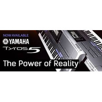 Tyros 5 Pack Audiostyle
