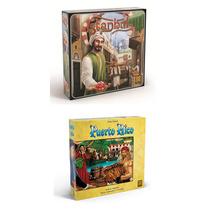 Combo Jogo Istanbul Pt-br + Jogo Puerto Rico Pt-br - Grow