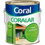 Tinta Coralar Coral Acrilico Camurça 3,6l