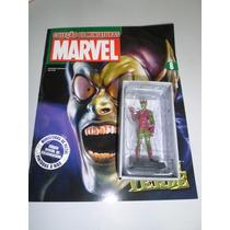 Coleção Miniaturas Marvel Edição 08 Doende Verde