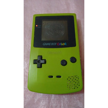 Game Boy Color Gbc Verde