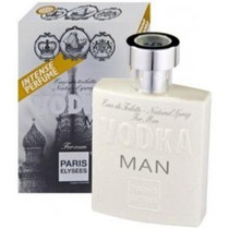 Perfume Vodka Men Masculino 100 Ml Paris Elysees