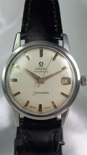 6fe515a2c47 Relógio Omega Seamaster Cal.562 De 1962 Microm.relogiodovovô - R ...