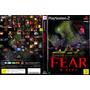The Fear 2001 Ps2 ( Japones 4 Dvds ) Horror Survivor Patch M