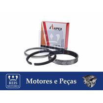 Jogo De Anéis Fiat Uno 1.4 8v Turbo - 146a8.000 / 146a8.046