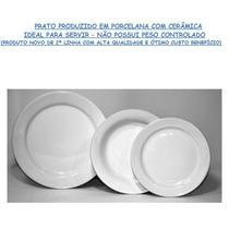 Prato Para Buffet ( Raso - 25,6 Cm) - Comercial Pangea
