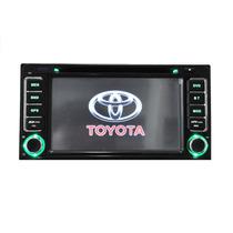 Corolla 2003-2008 Hilux 2006 - 2011 - Toyota Multimídia