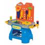 Bancada De Ferramentas Infantil Mini Mecânico Calesita 465