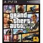 Jogo Semi Novo Grand Theft Auto V Gta 5 Para Playstation 3