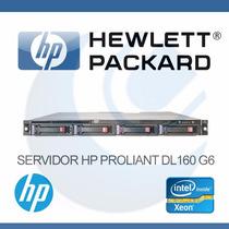 Servidor Hp Proliant Dl160 Gen6 - 641354-205