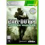 Jogo Call Of Duty 4 Modern Warfare Xbox 360 Mídia Física Nfe
