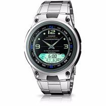 Relógio Casio Analógico/digital Esportivo Aw-82d-1avdf Nota