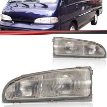 Farol Hyundai H100 97 98 99 2000 2001 2002 2003