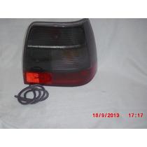 Lanterna Traseira Monza 91/ Lado Direito Godks Acrílico