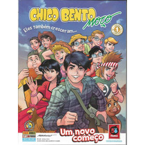 Chico Bento Moco 01 - Panini - Gibiteria Bonellihq