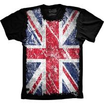 Camiseta Bandeira Inglaterra England