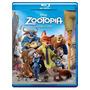 Blu-ray - Zootopia (lacrado) - Disney