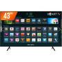 Smart Tv Led 43'' Ultra Hd 4k Samsung Nu7100 Hdmi Usb Wi-fi