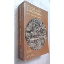 Livro Introdução À Economia - Jose Paschoal Rosse
