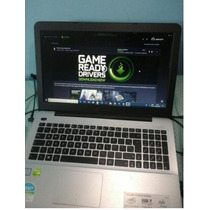 Notebook Asus I5 6200 2,30ghz 8gb Mem 64bits Win10 Gtx 940m