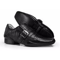 Sapato Masculino Social Stilo Ferracini Super Luxo E Confort