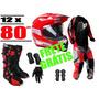 Comprar Kit Motocross Protork (bota De Trilha Ims)