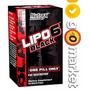 Lipo 6 Black Nutrex 60cápsulas Ultra Termogênico