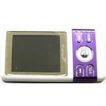 Mp4 2g Marca Digital Player Em Roxo Com Branco A7010
