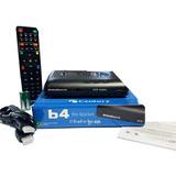 Receptor Midiabox B4 Hd Tv Century Midia Box Novo Lançamento