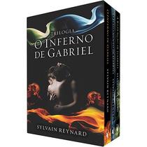 Livro - Box Trilogia O Inferno De Gabriel 3 Livros Lacrado