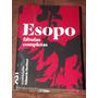 Livro Esopo Fábulas Completas - Cosac Naify- Capa Dura