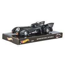 Batman Returns Batmobile Batmóvel - Hot Wheels 1/24