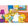 Big Painel Os Simpsons - R$48,90 - Melhor Do Ml