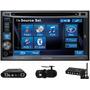 Central Multimídia Alpine Ive-w530 6.1 Pol + Camera + Gps+tv