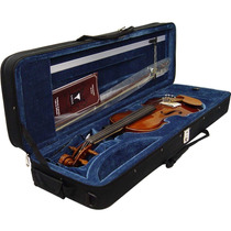 Violino 3/4 Eagle Ve 431 + Case + Arco + Breu Frete Barato