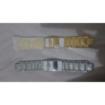 Pulseira Invicta Subaqua Noma Iii 3 Metal Dourada/prata Orig