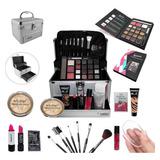Maleta Completa Maquiagem Ruby Rose Luisance + Brinde Bz12-1