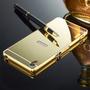 Capa Capinha Espelhada Celular Sony Xperia M4 Aqua+1p.vidro