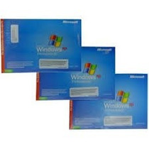 Windows Xp Professional Serv Pack 3 Novas Lacradas