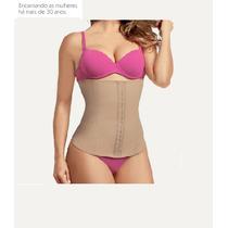 Cinta Feminina Emborrachada Modeladora Esbelt Ref 404