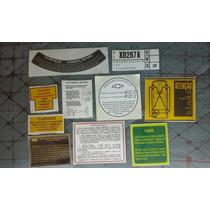 Peças Boca De Sapo Emblema Marta Rocha Apache Manual Gm 3100