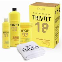 Trivitt Profissional - Kit De Hidratação Intensiva - 3 Itens