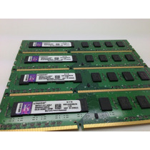 Memoria Ram Ddr3 Kingston 2 Gigas 1333mhz