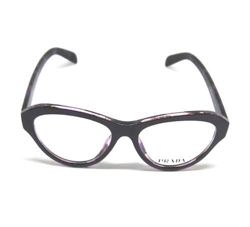 Armação Prada Óculos De Grau Feminino Acetato - Tr049. R  98.59 d267885601